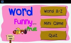 ABC fruit quiz1
